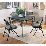 4053 - Bridge / Card Set Special - Table and 4 Chairs