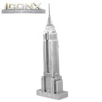11150 - Iconx 3D Metal Model Kits - Empire State Building