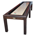 10193 - La Condo 12ft Shuffleboard Table