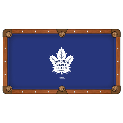 6072 - NHL Toronto Maple Leafs 9' Bed and Rails Cloth
