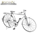 11151 - Iconx 3D Metal Model Kits - Classic Bicycle