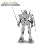 13360 - Iconx 3D Metal Model Kits - Gundam