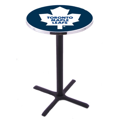 Fg bradleys pub tables nhl toronto maple leafs pub table 180490 nhl toronto maple leafs pub table watchthetrailerfo