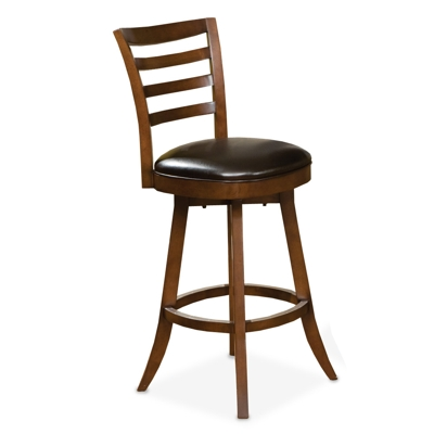 180585-Legacy Sterling Backed 30'' Counter / Bar Stool - Standard Finishes