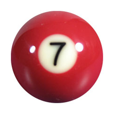 F G Bradley S Billiard Balls Individual Premium 7