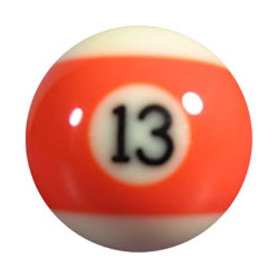 F G Bradley S Billiard Balls Individual Premium 13