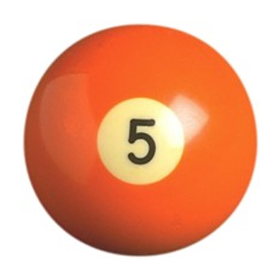 F G Bradley S Billiard Balls Individual Premier 5