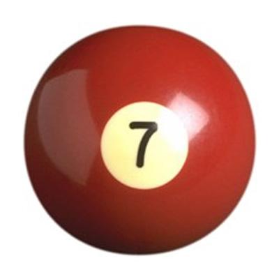 F G Bradley S Billiard Balls Individual Premier 7