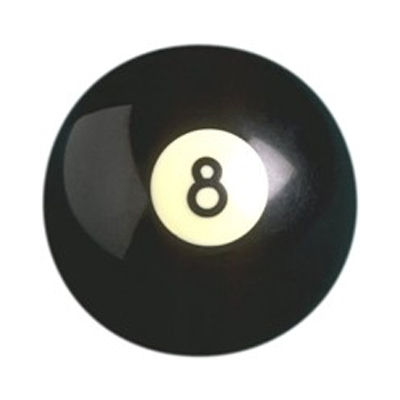 F G Bradley S Billiard Balls Individual Premier 8