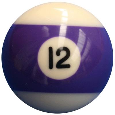 F G Bradley S Billiard Balls Individual Premier 12