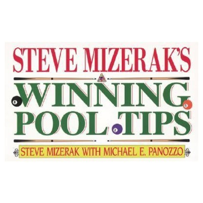 225003-Winning Pool Tips Book by Steve Mizerak