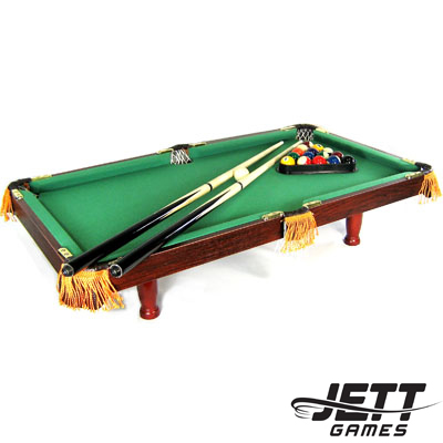 Gentil 255100 Jett 36u0027u0027 Tabletop Pool Table