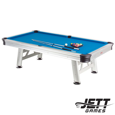 290003-Jett 8' Outdoor Pool Table