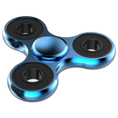 Inspirational : Anodized Fidget Spinner