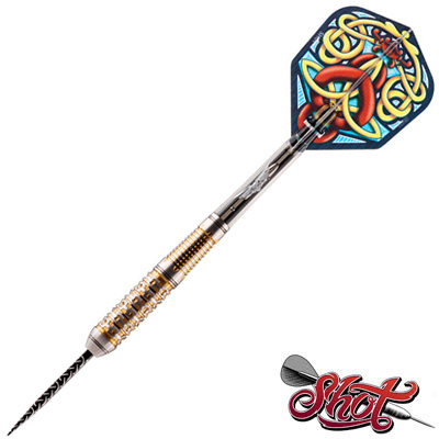 520686-Shot Viking Hammer Series 1 Darts
