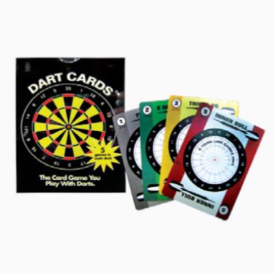 F G Bradley S Dart Novelties Dart Cards Game Out Of Stock