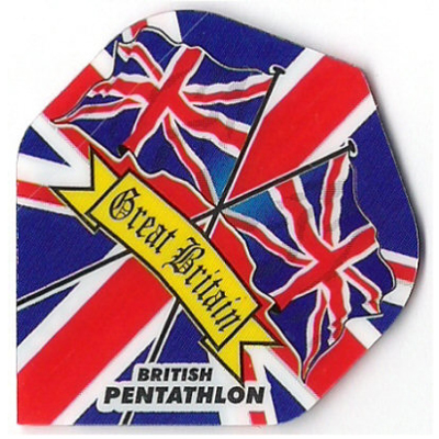 580051-British Pentathlon Flights - Great Britain