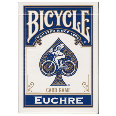 F G Bradley S Playing Cards Bicycle Euchre Cards