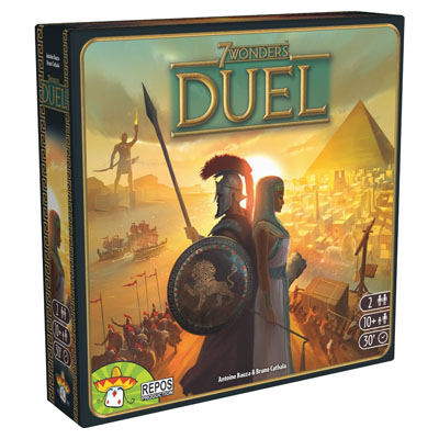 700263-7 Wonders: Duel Board Game