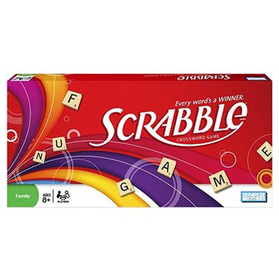 F G  Bradley's :: Word Games :: Scrabble Board Game