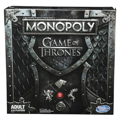 700427-Monopoly - Game of Thrones Hasbro