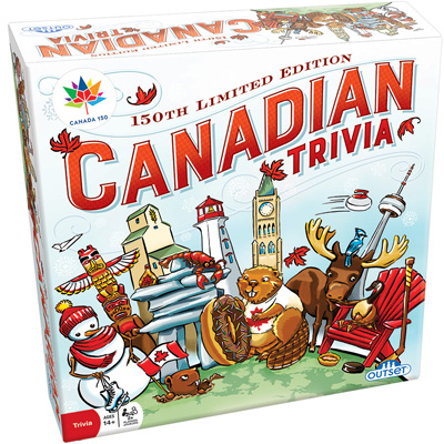 700622-Canadian Trivia 150th Limited Edition