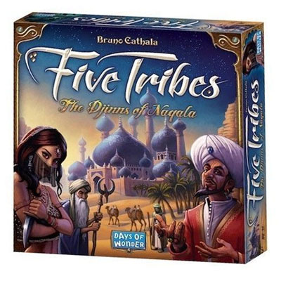 700733-Five Tribes