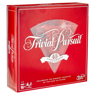 700901-Trivial Pursuit 40th Anniversary Ruby Edition