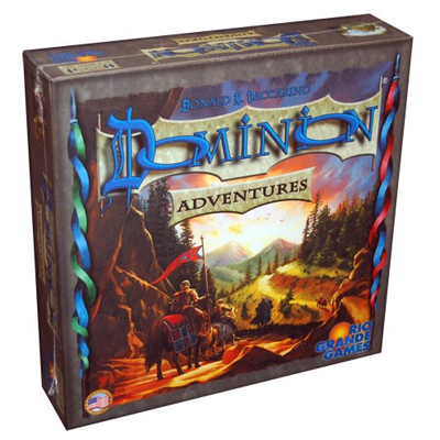 701235-Dominion: Adventures Expansion