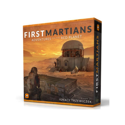 701296-First Martians: Adventures on the Red Planet