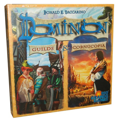 701500-Dominion Cornucopia and Guilds Expansion