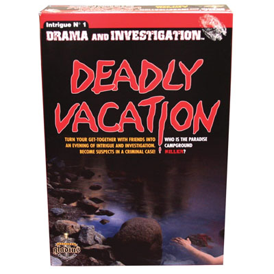 701598- Deadly Vacation Murder Mystery Party Game