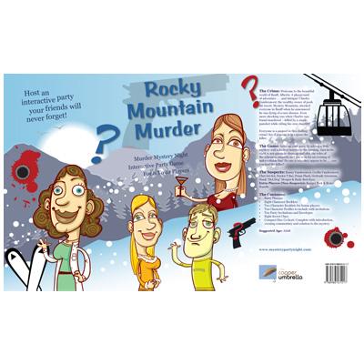 701601-Mystery Party Night - Rocky Mountain Murder