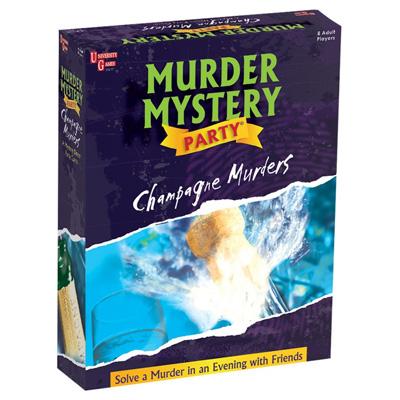 701625-Leathal Luau Murder Mystery Party