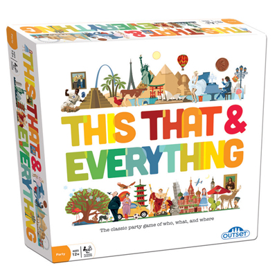 709023-This That   Everything Party Game