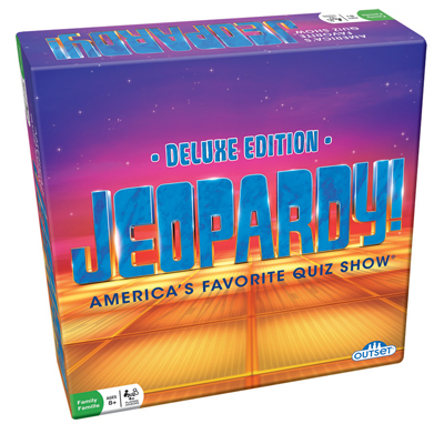 709027-Jeopardy!® Deluxe Edition Trivia Game