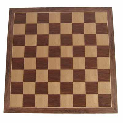 710129-14'' Wooden Chess Board