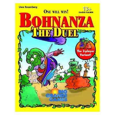 720107-Bohnanza The Duel Card Game