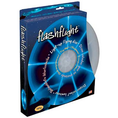 740657-Flashflight 185 gram Illuminated Flying Disc