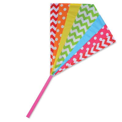 745173-Diamond Hip Rianbow Kite - 30''