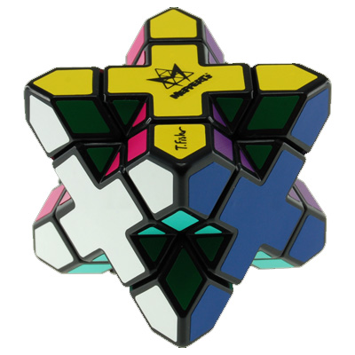 760216-Skewb Xtreme 10 Color Edition