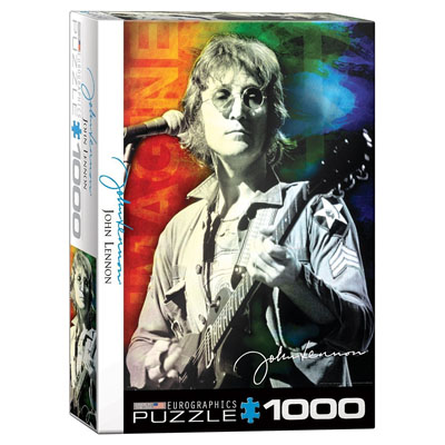 771907-Eurographics John Lennon Live In New York - 1000 Piece Puzzle