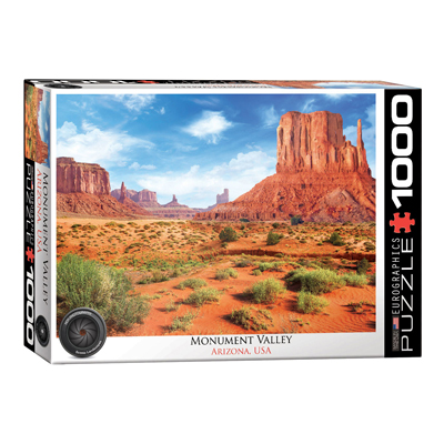 772093-Eurographics HDR Collection: Monument Valley 1000 Piece Puzzle