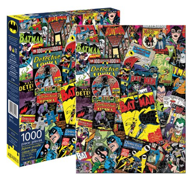 778020-Batman Collage Jigsaw Puzzle, 1000-Piece