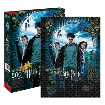 778062-Harry Potter Prisoner of Azkaban Puzzle (500-Piece)