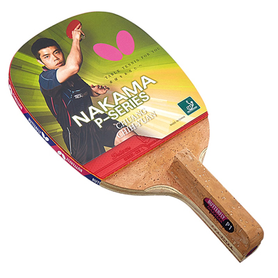 800291-Butterfly Nakama P-6 Table Tennis Racket