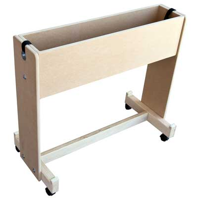 F G Bradley S Table Tennis Conversion Top Cart W