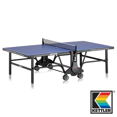 840021-Kettler Champ 5.0 Institutional / Tournament Outdoor Table Tennis