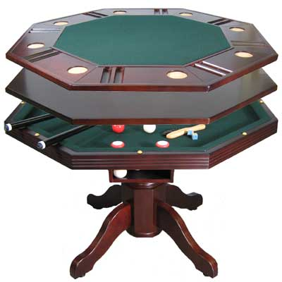 F g bradley 39 s game tables other jett camden 3 in for 10 games in 1 table
