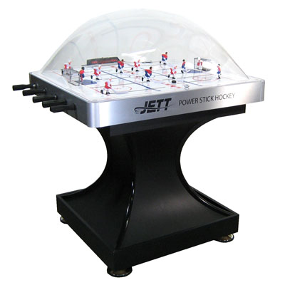F G Bradley S Bubble Amp Rod Hockey Tables Jett Power